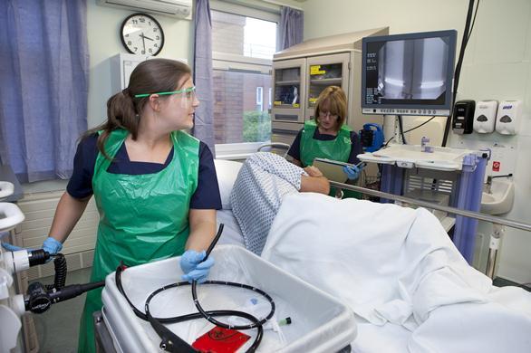 endoskopi hemşiresi