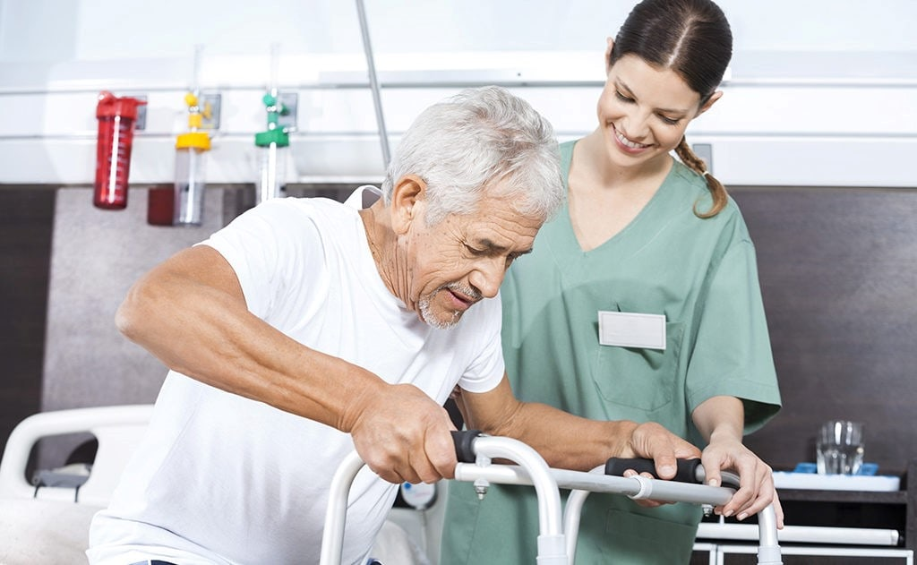 rehabilitasyon hemşiresi