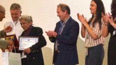 Ege Üniversitesinde 40 yıl hemşirelik yapan Şükriye Kabak'tan Anlamlı Bağış