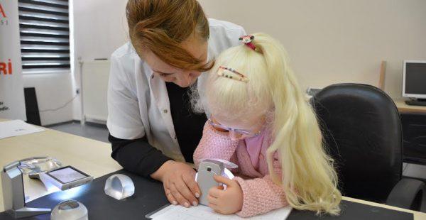 Az görme rehabilitasyonu