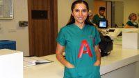 Avrupa'nın 'Kahraman Hemşiresi'ne Türk aday