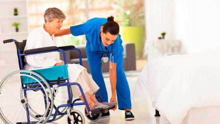 Tekerlekli Sandalye ile Mobilitede Bozulma ve Hemşirelik Bakımı