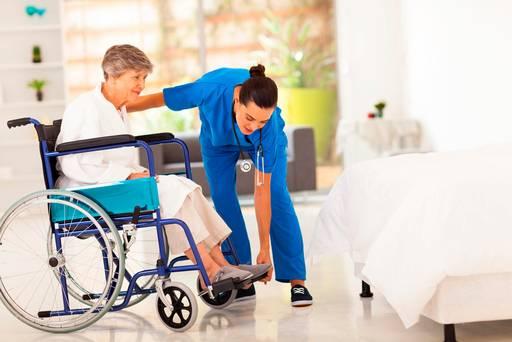 tekerlekli sandalye ile mobilitede bozulma