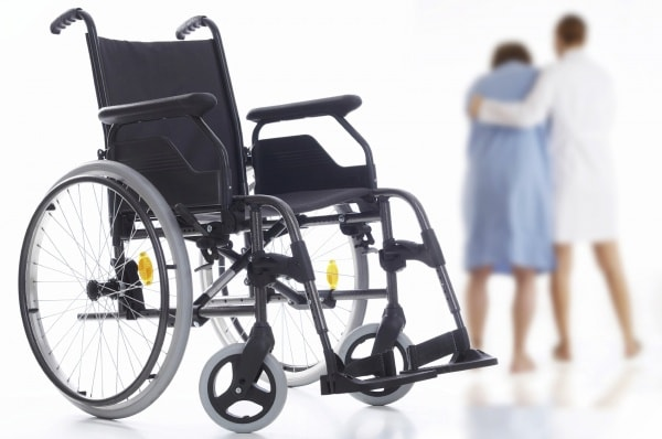 tekerlekli sandalyede transfer yeteneğinde bozulma