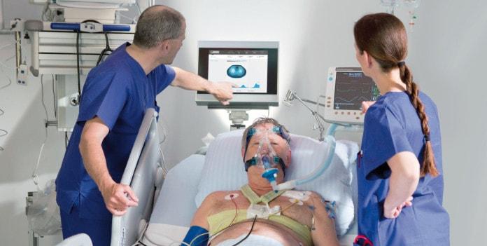 ventilatörden ayrılmaya bağlı disfonksiyonel tepki