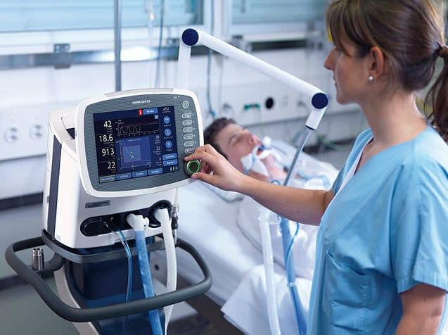 ventilatörden ayrılmaya disfonksiyonel tepki riski