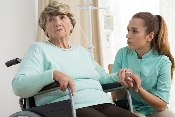 Bakım Verici Rolünde Zorlanma Hemşirelik Bakım Planı