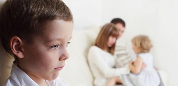 ebeveyn çocuk bağlılığında bozulma riski