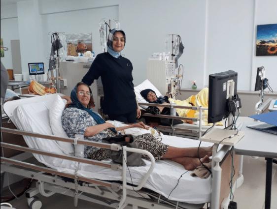 hemodiyaliz hemşiresi